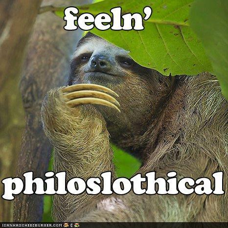 sloth german